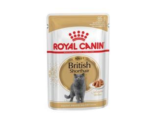 Купить ROYAL CANIN BRITISH SHORTHAIR ADULT Влажный корм