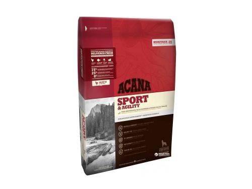 Купить Сухой корм для активных собак всех пород ACANA Sport & Agility 17 кг