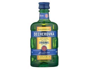 Купить Ликерная настойка на травах Becherovka 0.05 л 38%