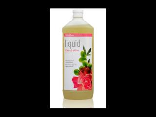 Купить SODASAN Органическое Мыло Rose-Olive жидкое, тонизирующее  с розовым и оливковым маслами 1 л