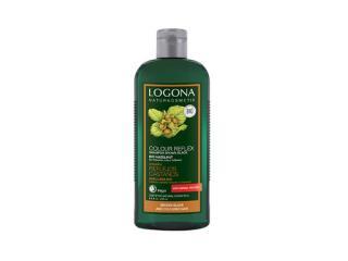 Купить БИО-Шампунь для окрашенных темно-коричневых волос Орех LOGONA, 250 мл