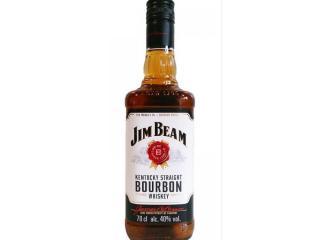 Купить Виски бурбон Jim Beam White, 1,0л.