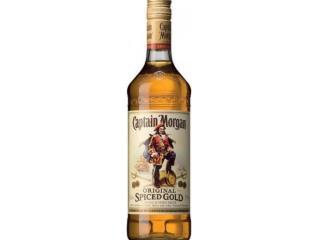 Купить Ромовый напиток Captain Morgan Spiced Gold 0.5 л 35%