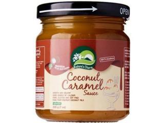 Купить Соус кокосовый карамельный Nature's Charm