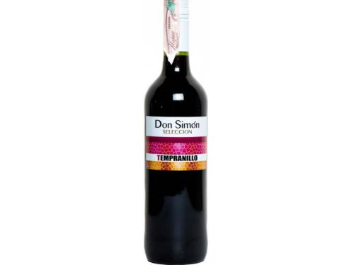 Купить Вино Don Simon Tempranillo красное сухое 0.75 л 11%