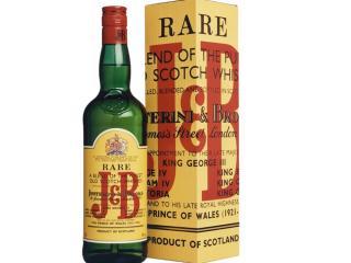 Купить Виски J&B Rare выдержка 4 года 0.7 л 40%