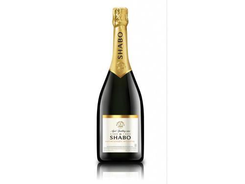 Купить Вино игристое Shabo Classic полусладкое белое 0.75 л