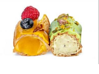 Купить Набор мини эклеров фруктовый 2шт.