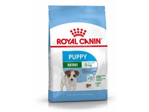 Купить Royal Canin Mini Puppy - Сухой корм с мясом птицы для щенков мелких пород 4,0 кг