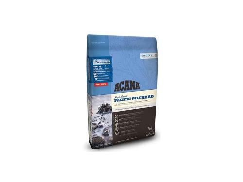 Купить Cухой гипоаллергенный корм Acana Pacific Pilchard со вкусом тихоокеанской сардины для собак всех пород, 11.4 кг