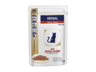 Купить Royal Canin Renal Beef Feline