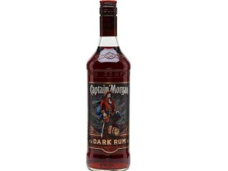 "Купить Ром Captain Morgan ""Dark"" 0.7 л 40%"