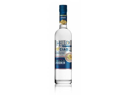 Купить Водка пшеничная Hello Vodka Shabo Premium 0.5 л 40%