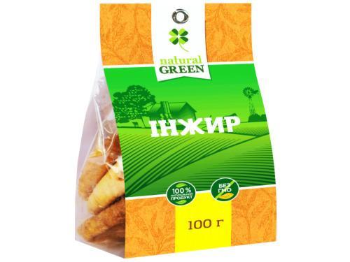 Купить Инжир, NATURAL GREEN