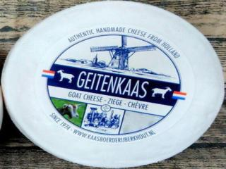 Купить Сыр голландский авторский BERKHOUT GEITENKAAS из козьего молока