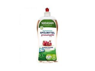 Купить SODASAN Органическое жидкое средство-концентрат Гранат для мытья посуды 1 л