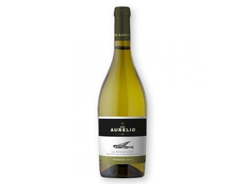 Купить Вино Don Aurelio Verdejo D.O.P. Valdepenas белое сухое 0.75 л 11.5%