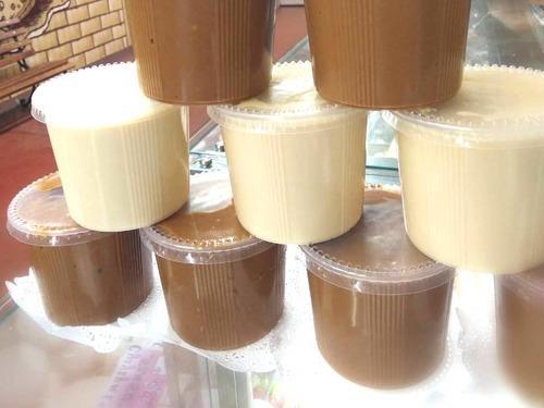Купить Сгущенное молоко вареное домашнее (ириска)
