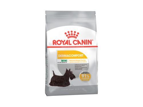 Купить Royal Canin Mini Dermacomfort Сухой корм для собак 1,0 кг