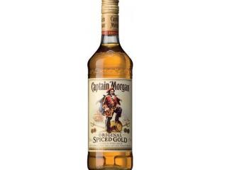 Купить Ромовый напиток Captain Morgan Spiced Gold 0.7 л 35%