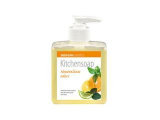 Купить Органическое кухонное мыло для нейтрализации запахов, 300мл