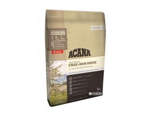 Купить Сухой гипоаллергенный корм для собак всех пород ACANA Free-Run Duck 2 кг