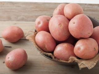 Купить Картофель домашний красный
