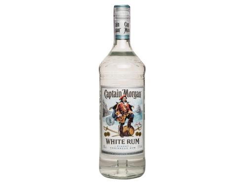 Купить Ром Captain Morgan White 1 л 37.5%