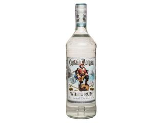 Купить Ром Captain Morgan White 1 л 37.5%