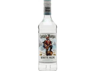 Купить Ром Captain Morgan White 0.7 л 37.5%