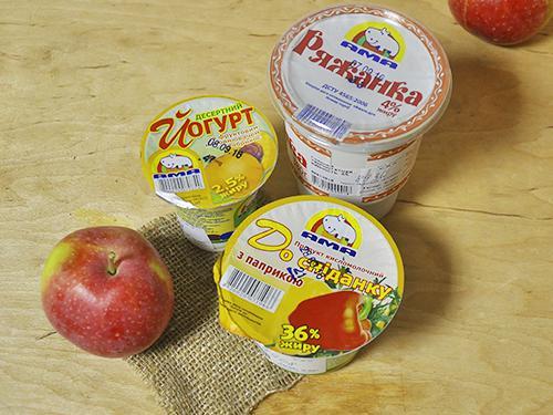 """Купить Мягкий сыр с паприкой """"До сніданку"""""""