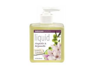 Купить SODASAN Органическое жидкое детоксицирующие мыло Магнолия – Олива, 300мл