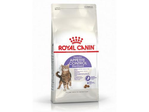 Купить Royal Canin STERILISED APPETITE CONTROL Сухой корм для стерилизованных кошек и кастрированных котов 2.0 кг