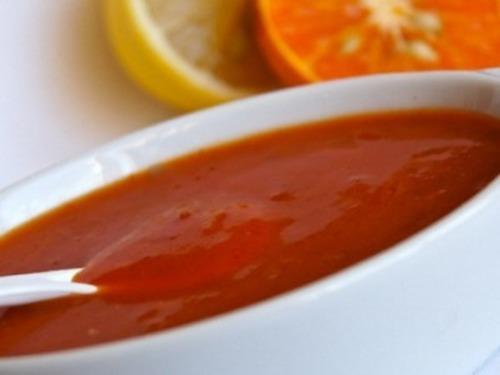 Купить Томатно-апельсиновый соус