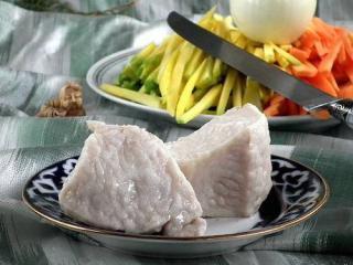 Купить Курдючный жир для плова и шурпы