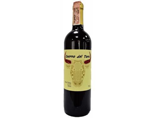 Купить Вино Cuerno del Toro красное сухое 0.75 л 11.5%