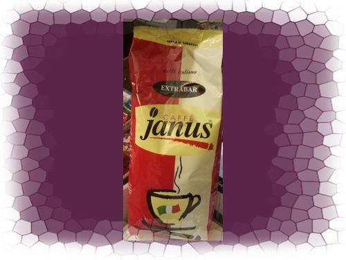 Купить Кофе зерновой Janus Extra