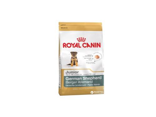 Купить Сухой корм Royal Canin German Shepherd Junior для щенков до 15 месяцев 12 кг