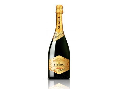 Купить Вино игристое Shabo Select полусладкое белое 0.75 л 10.5-13.5%