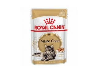 Купить Royal Canin Maine Coon Adult в соусе