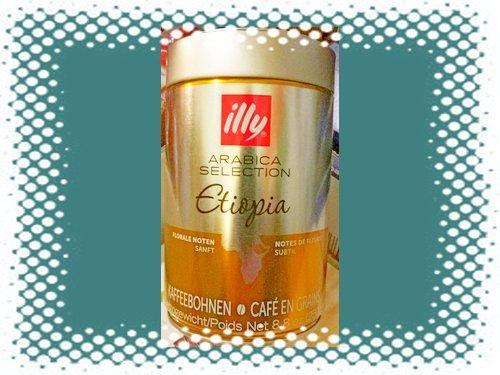 Купить Кофе зерновой Illy Etiopia