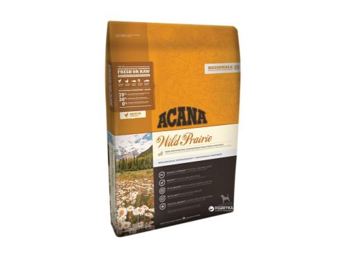 Купить Сухой корм для собак всех пород ACANA Wild Prairie Dog 2 кг