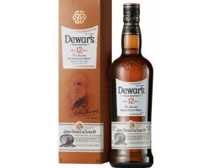 Купить Виски Dewar's Special Reserve 12 лет выдержки 0.5 л 40% в подарочной упаковке
