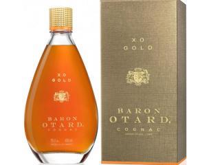 Купить Коньяк Baron Otard XO Gold от 10 лет выдержки 0.7 л 40% в подарочной упаковке