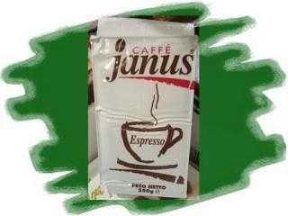 Купить Кофе Janus Espresso, молотый