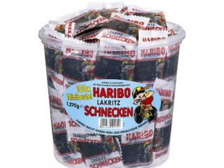 Купить Жевательные конфеты HARIBO LAKRITZ SCHNEKEN