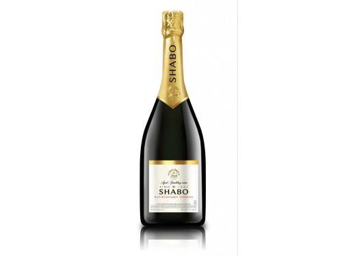 Купить Вино игристое Shabo Classic полусухое белое 0.75