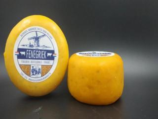 Купить Сыр голландский авторский BERKHOUT FENEGRIEK с пажитником