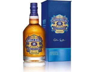Купить Виски Chivas Regal 0.7 л 18 лет выдержки 40% в подарочной упаковке