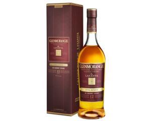 Купить Виски Glenmorangie Lasanta 12 лет выдержки 0.7 л 43% в подарочной упаковке